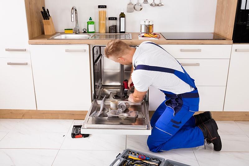 repair dishwasher in Karaj